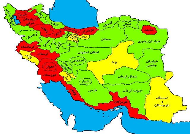 هل الانفجارات والحرائق في إيران مفتعلة أم تحدث في كل صيف؟ 1