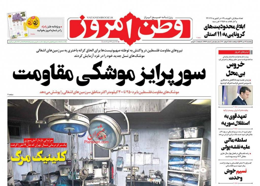 مانشيت إيران: هل يسعى الإصلاحيون في إيران لإلغاء النظام واستبداله؟ 4