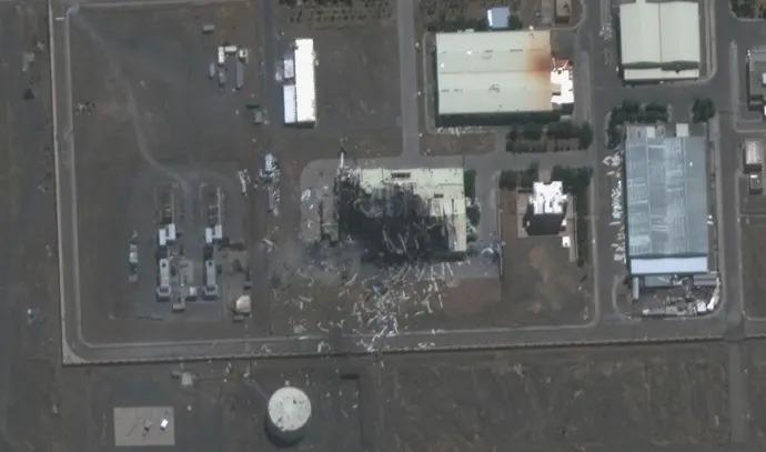 """تفجير """"نطنز"""".. حروب المنطقة الرمادية تنتقل لداخل إيران 1"""