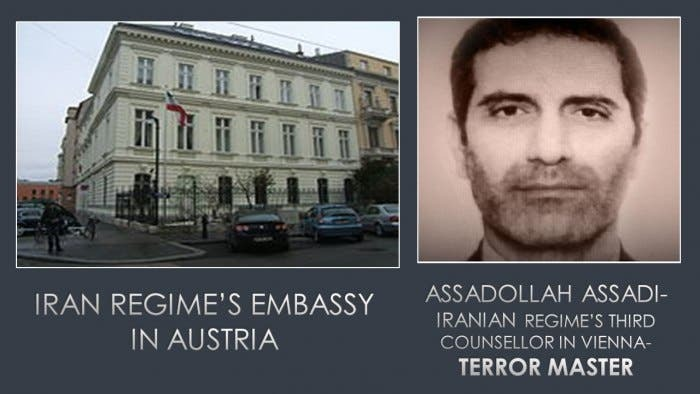 دبلوماسي إيراني متهم بمحاولة تفجير اجتماع للمعارضة في باريس.. ما هي تفاصيل القضية؟ 1