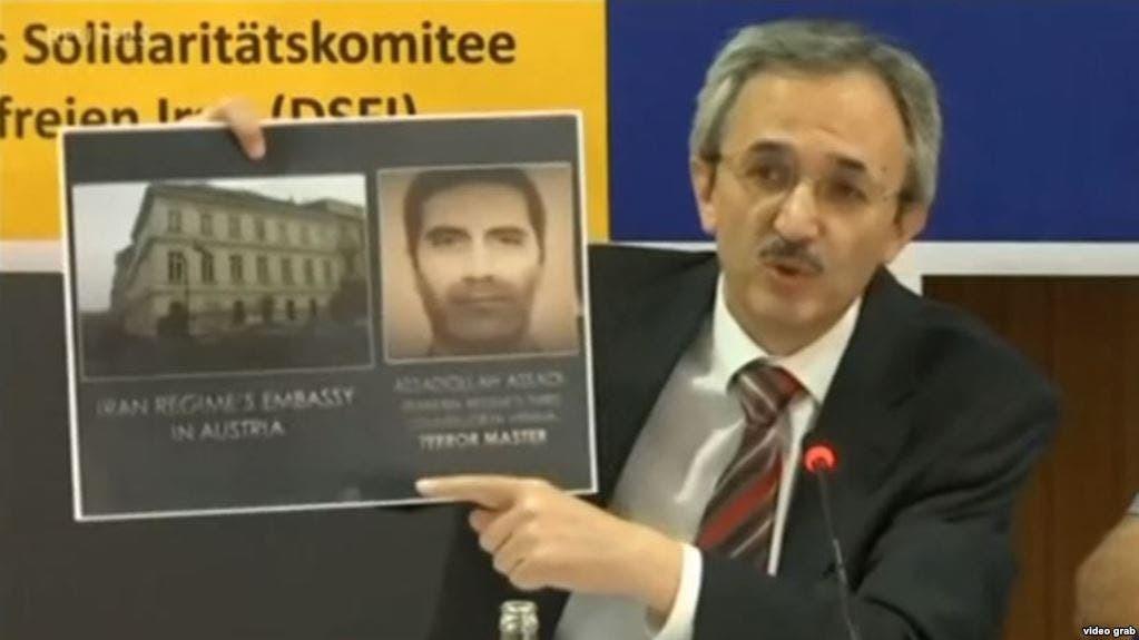 دبلوماسي إيراني متهم بمحاولة تفجير اجتماع للمعارضة في باريس.. ما هي تفاصيل القضية؟ 3