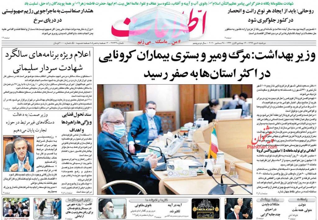 مانشيت إيران: مفهوم حقوق الإنسان في إيران وكيفية استغلاله خارجياً لضرب النظام 2