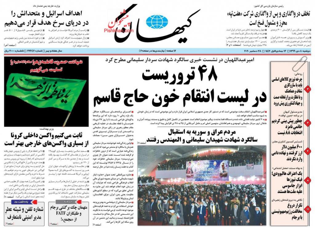 مانشيت إيران: مفهوم حقوق الإنسان في إيران وكيفية استغلاله خارجياً لضرب النظام 5