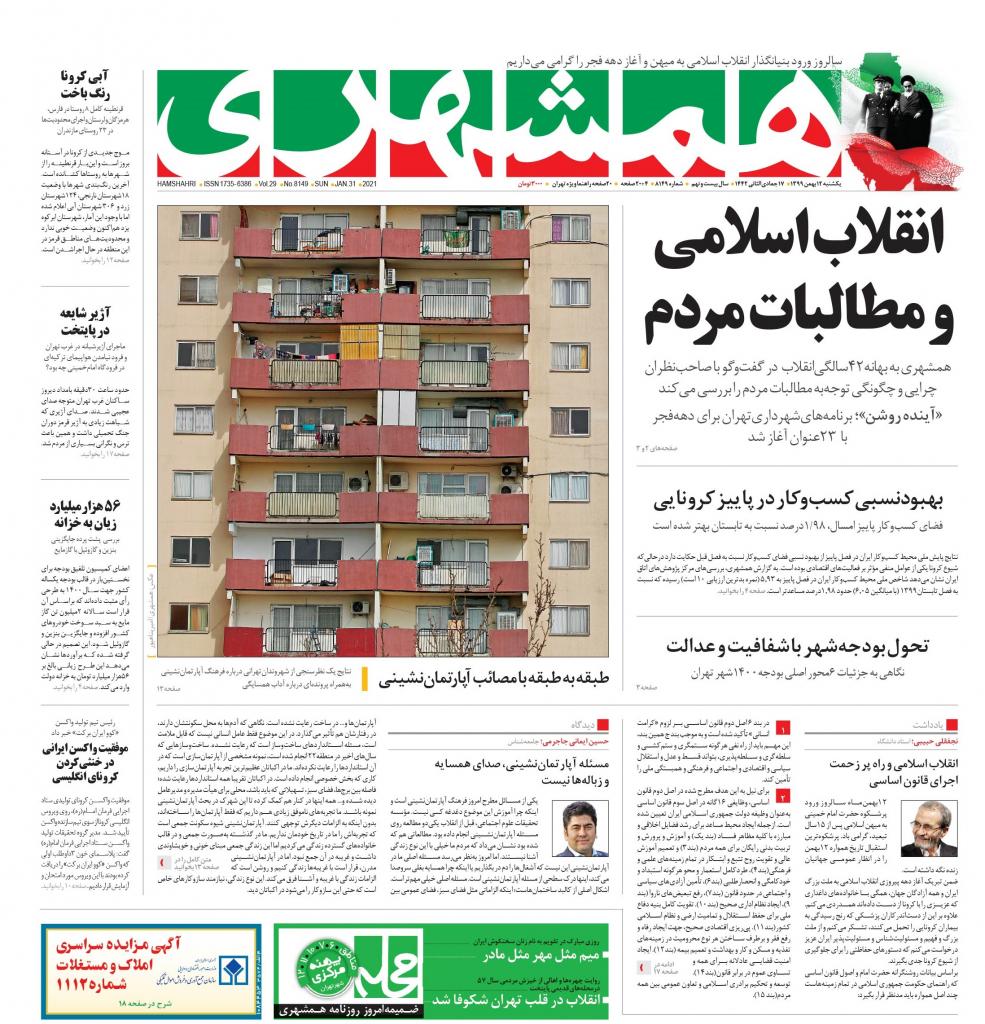 مانشيت إيران: هل تدفع الأزمة الإقتصادية إيران نحو التفاوض مع أميركا؟ 1
