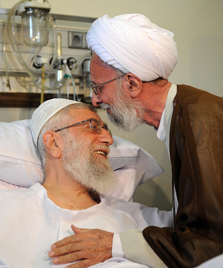 مصباح يزدي...مؤسس الأصولية الجديدة في إيران 2