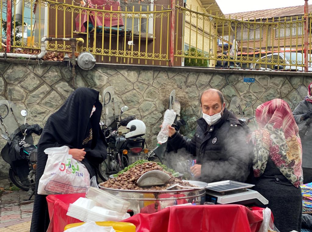 بالصور: كيف تستعد إيران لاستقبال نوروز هذا العام؟ 5