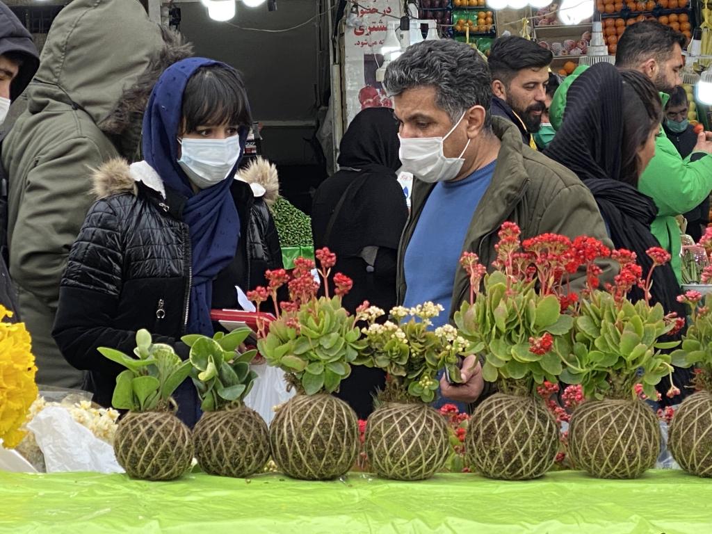 بالصور: كيف تستعد إيران لاستقبال نوروز هذا العام؟ 7
