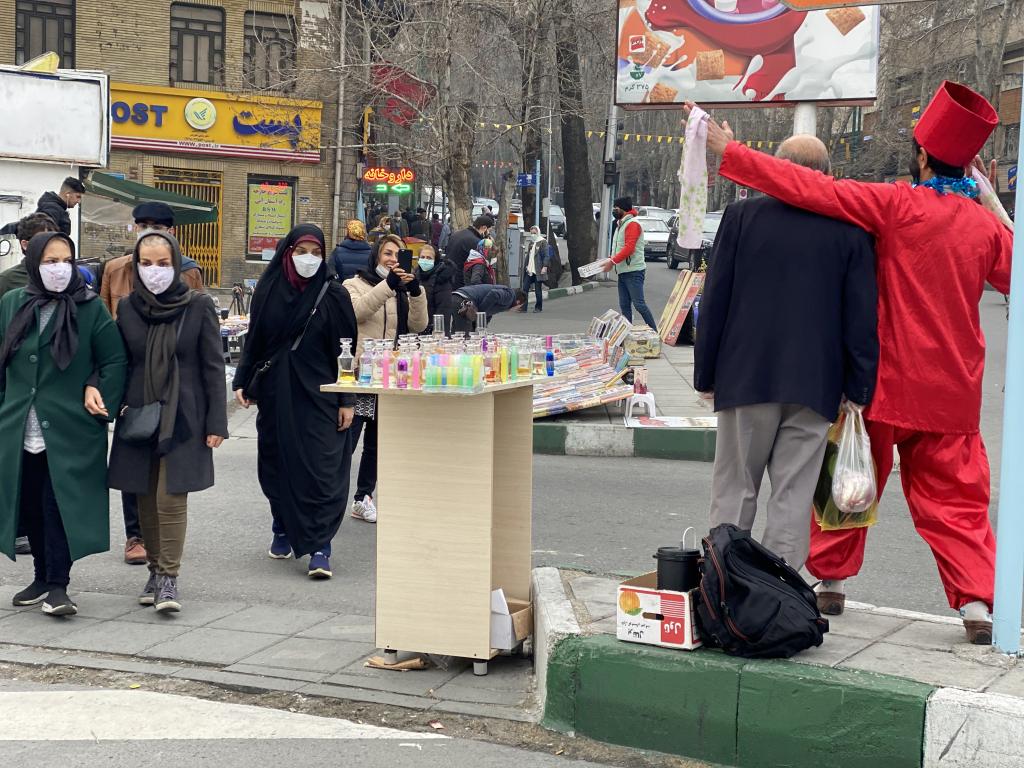 بالصور: كيف تستعد إيران لاستقبال نوروز هذا العام؟ 2