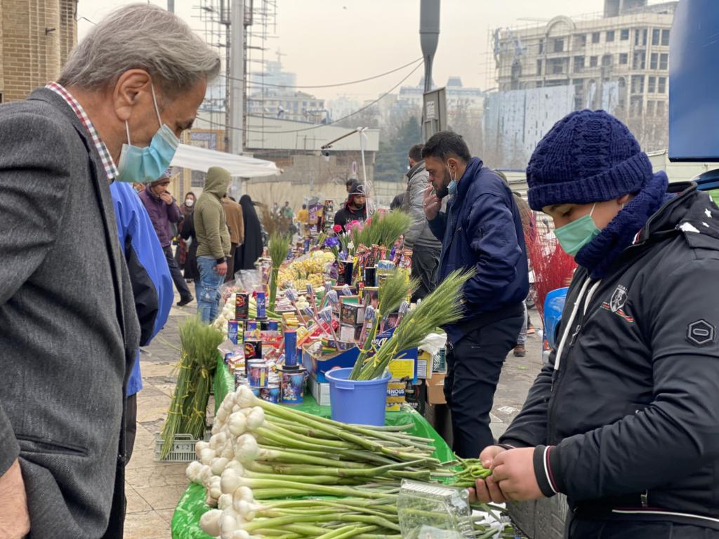 بالصور: كيف تستعد إيران لاستقبال نوروز هذا العام؟ 6