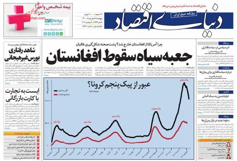 مانشيت إيران: كيف يمكن لإيران حماية مصالحها في أفغانستان؟ 7