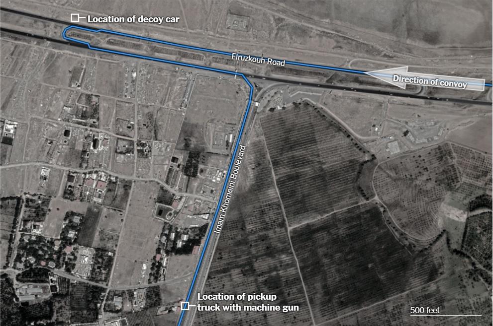 رشاش يعمل عبر الأقمار الصناعية والذكاء الاصطناعي: أدوات إسرائيل في اغتيال محسن فخري زاده 2